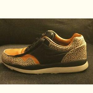 Nike Air Safari Tan Charcoal Black 2003 306324 201